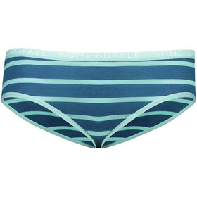Mons Royale Folo Brief Dame horizon stripe